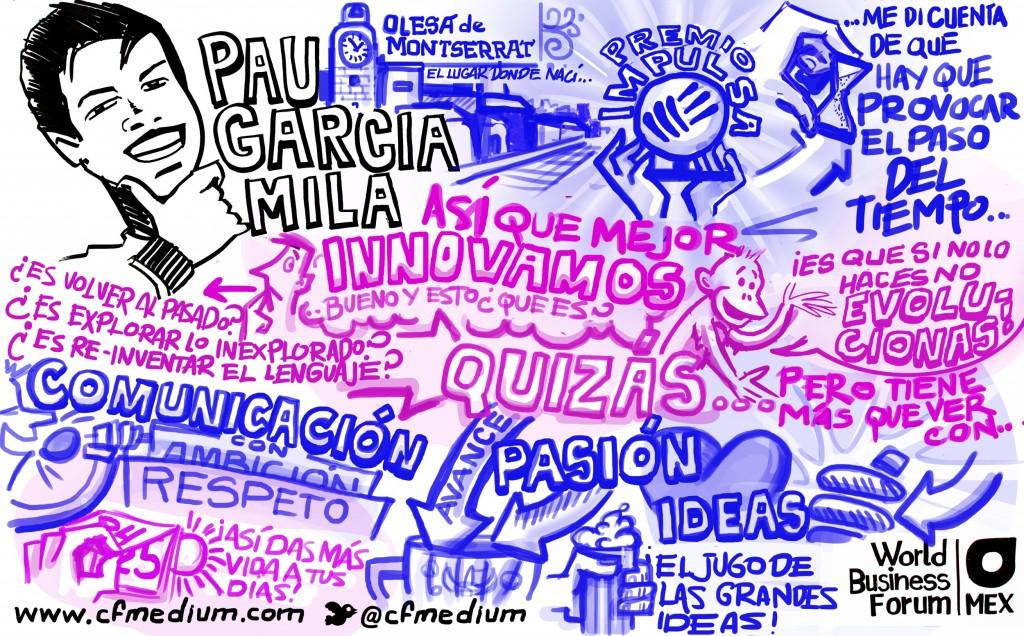 WBF MX Conferencia Pau