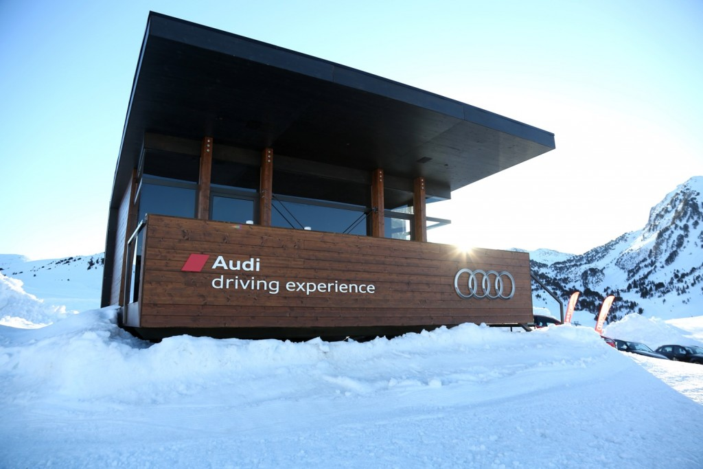 Viviendo Audi Innovative Thinking